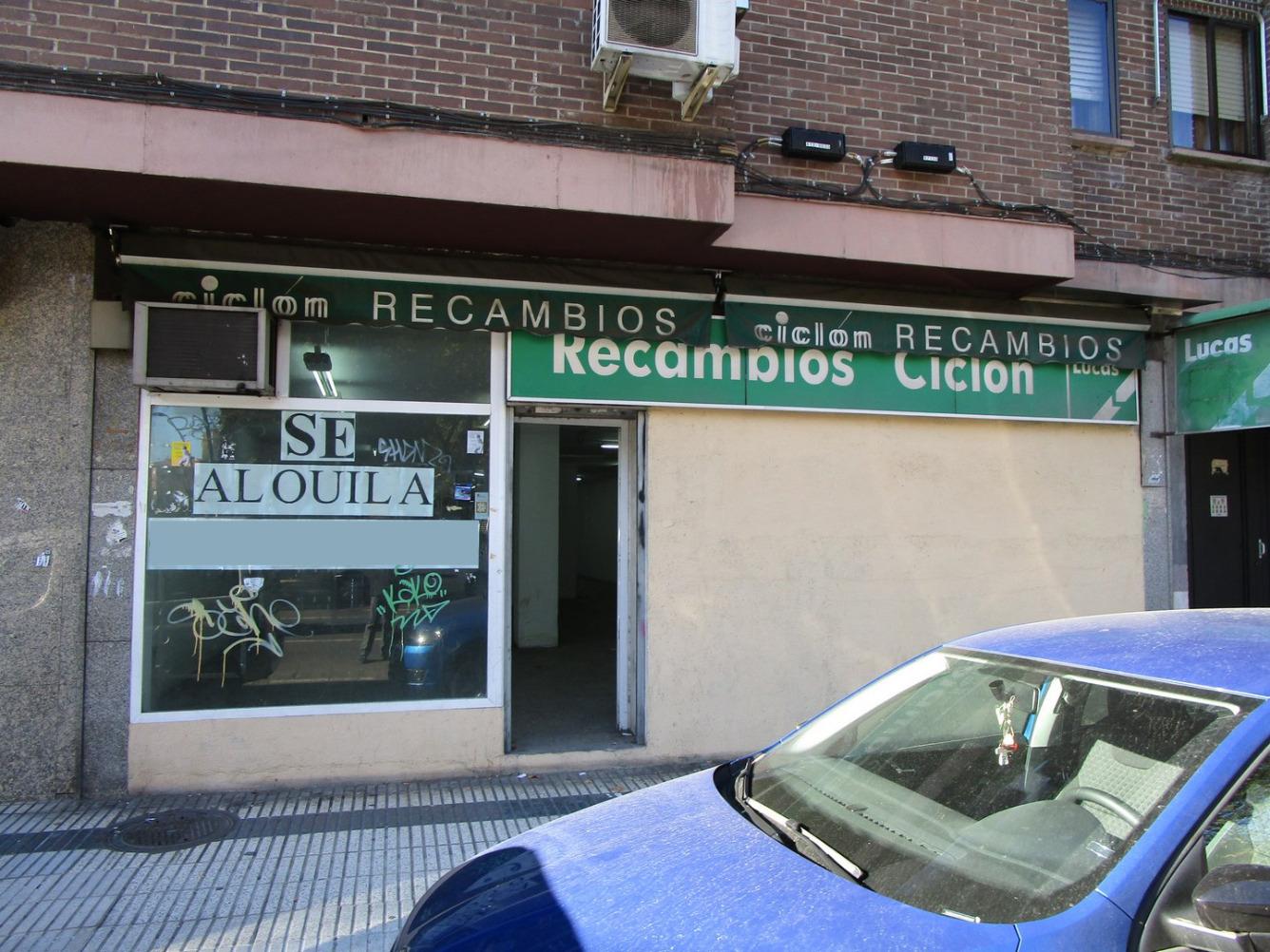 1148- Local en Getafe