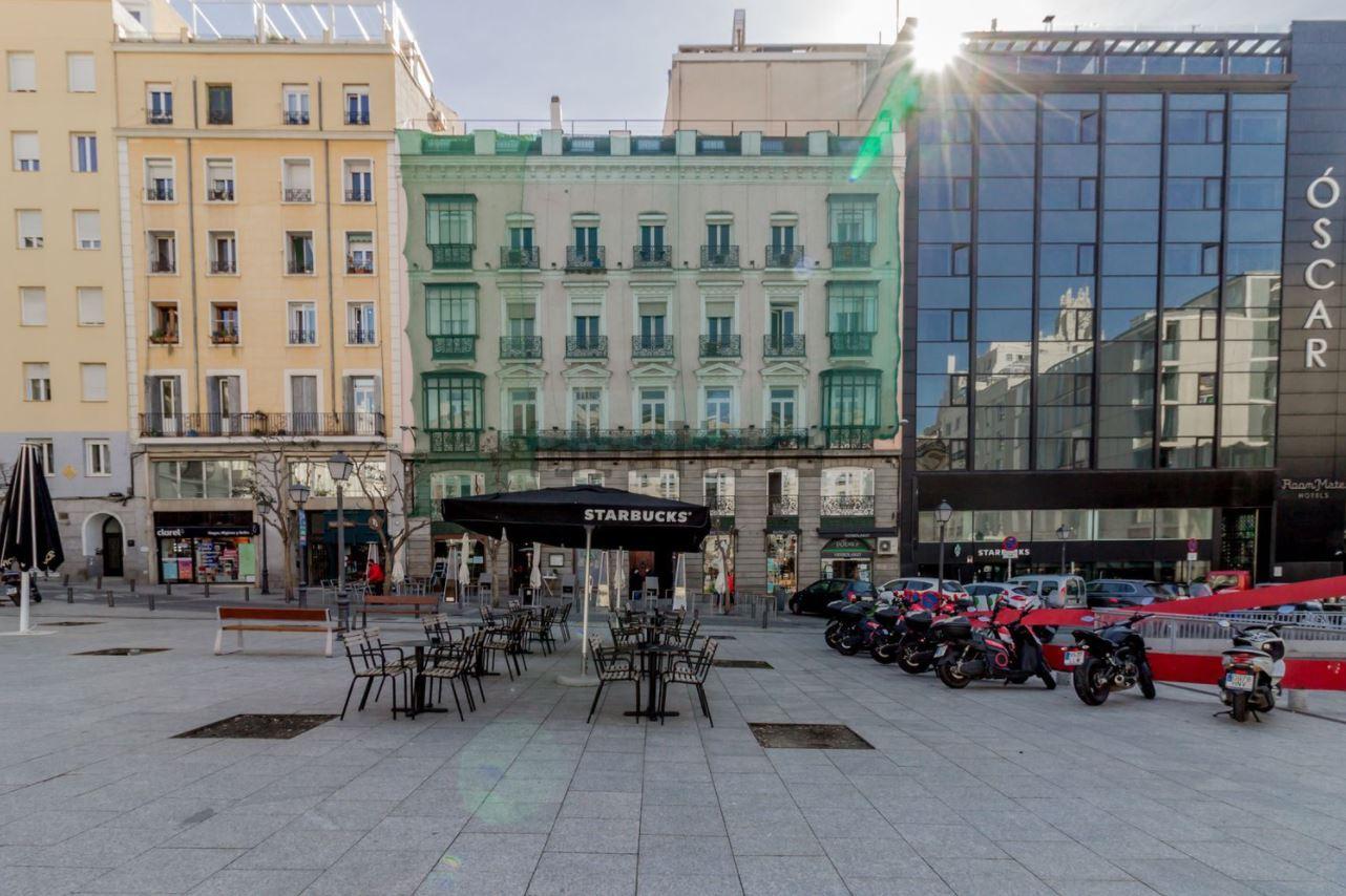 ÁTICO EN EL CENTRO DE MADRID