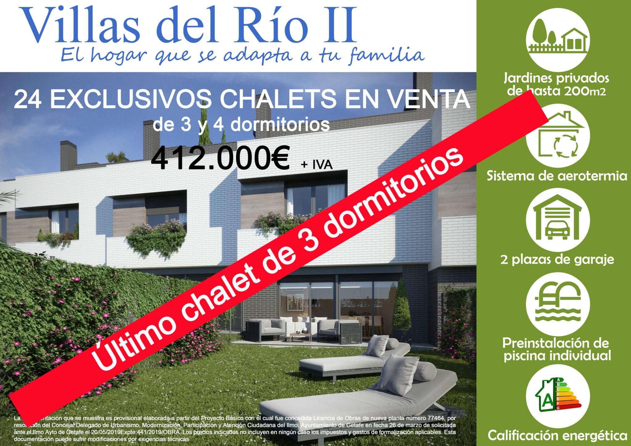 RESIDENCIAL VILLAS DEL RÍO II – Ch 23