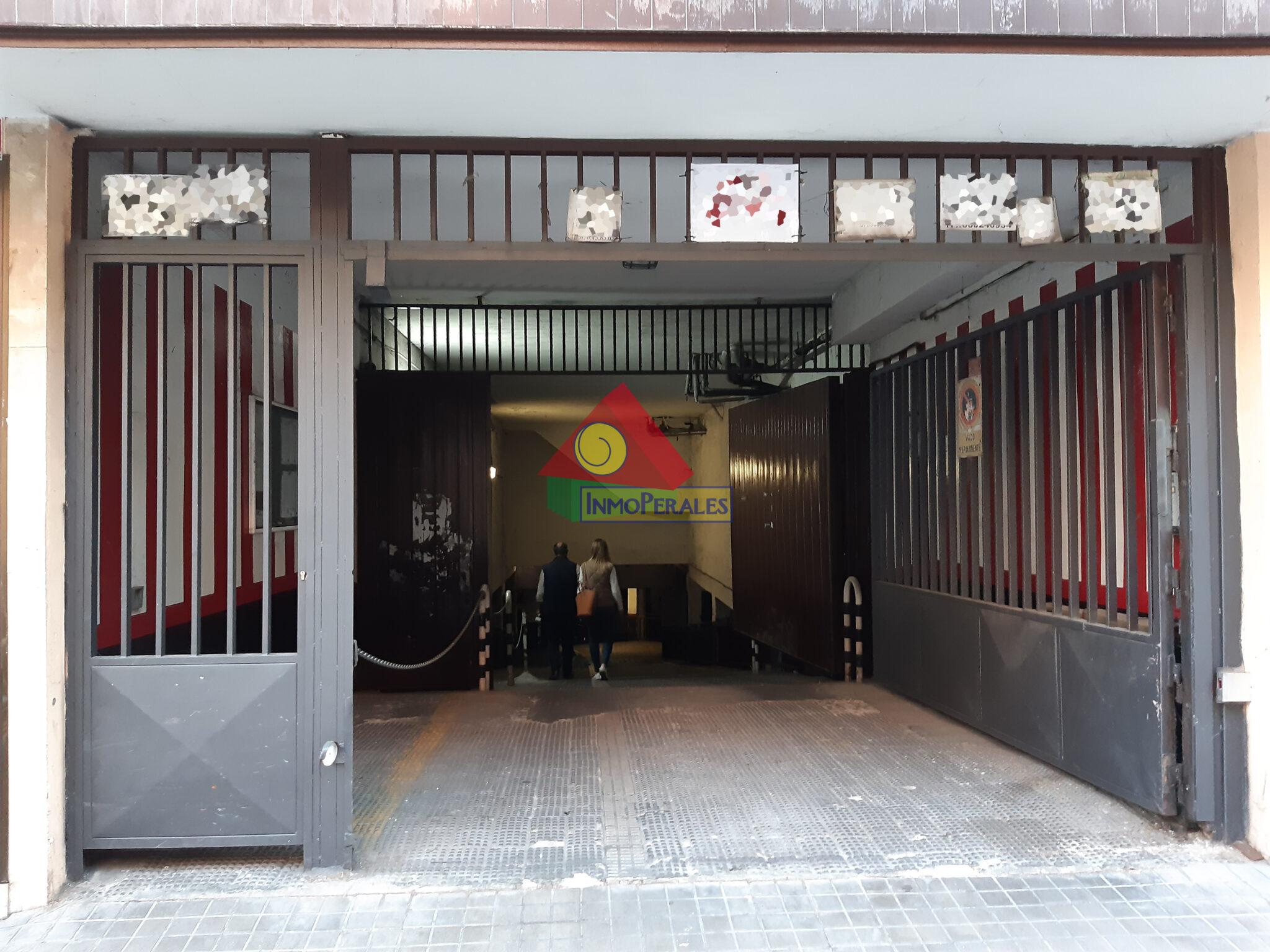 1447-Plaza de garaje – Getafe Centro